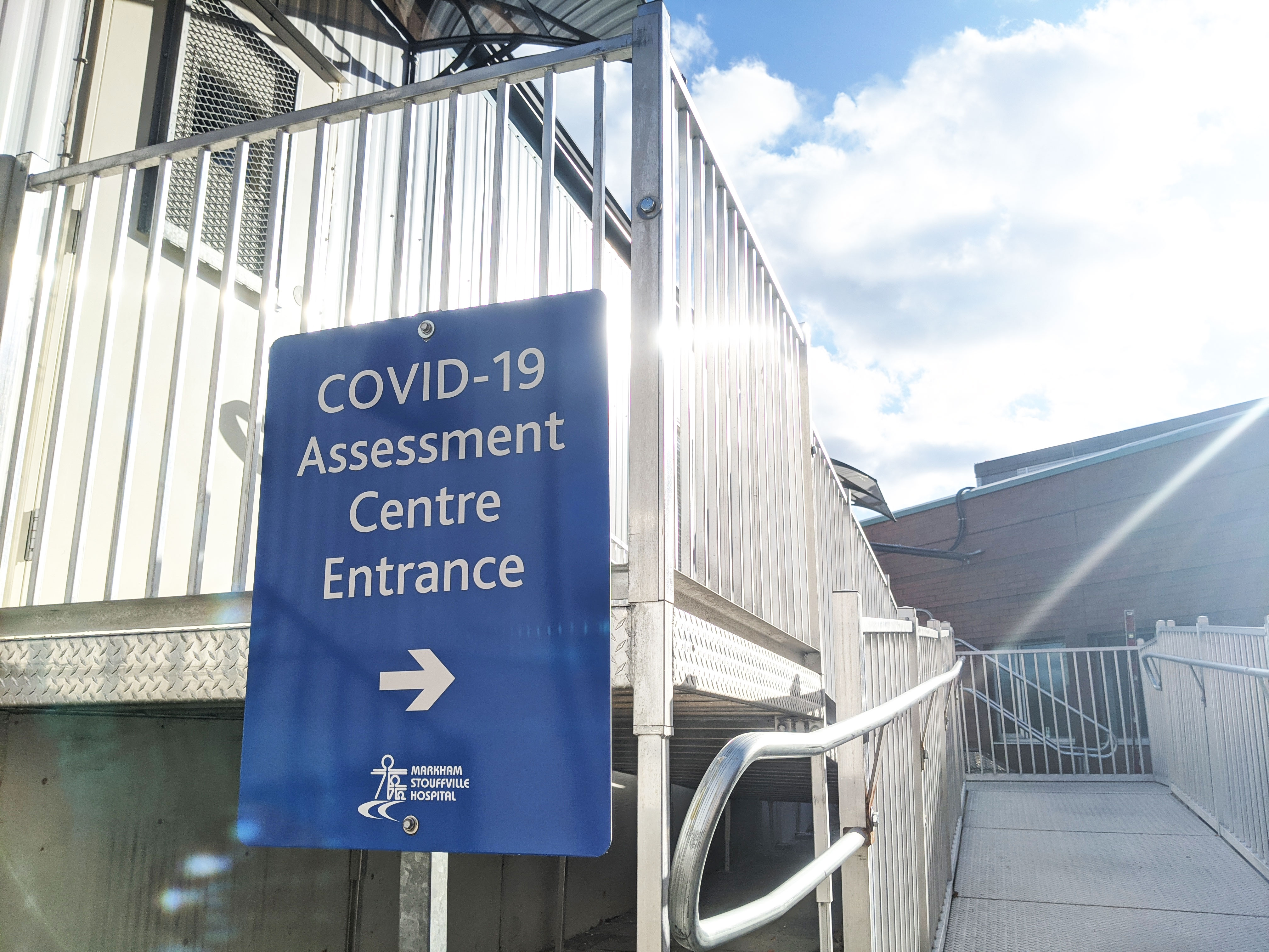 covid19 assessment centre